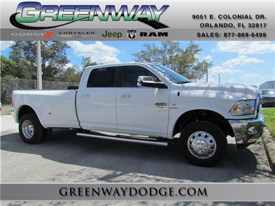 2018 Ram 3500 Crew Cab DRW 4x4 Pickup #T180022 - photo 3
