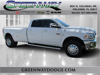 2018 Ram 3500 Crew Cab DRW 4x4 Pickup #T180022 - photo 1