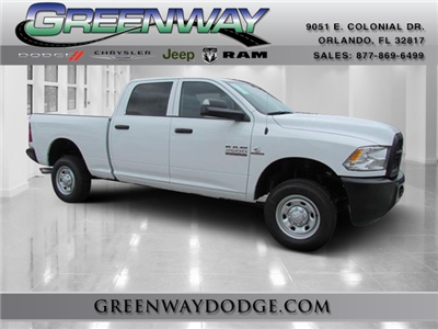 2018 Ram 2500 Crew Cab 4x4, Pickup #T180039 - photo 1