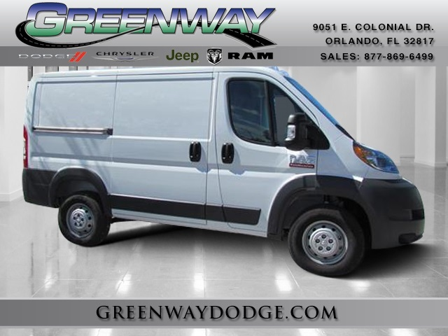2018 ProMaster 1500 Standard Roof, Cargo Van #T180063 - photo 1