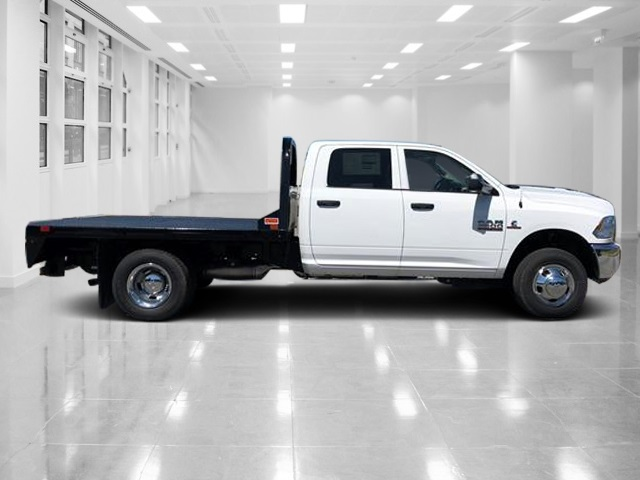 2018 Ram 3500 Crew Cab DRW 4x4,  Platform Body #T180078 - photo 3