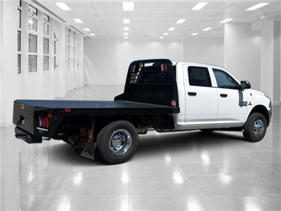 2018 Ram 3500 Crew Cab DRW 4x4,  Platform Body #T180078 - photo 2