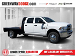 2018 Ram 3500 Crew Cab DRW 4x4,  Platform Body #T180078 - photo 1