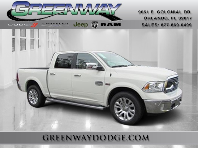 2018 Ram 1500 Crew Cab 4x4 Pickup #T180225 - photo 1