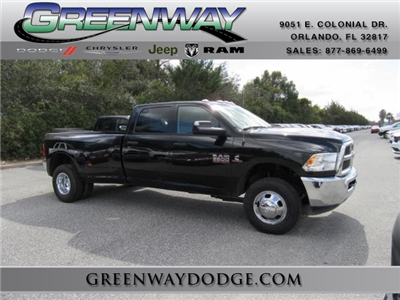 2018 Ram 3500 Crew Cab DRW 4x4, Pickup #T180309 - photo 4