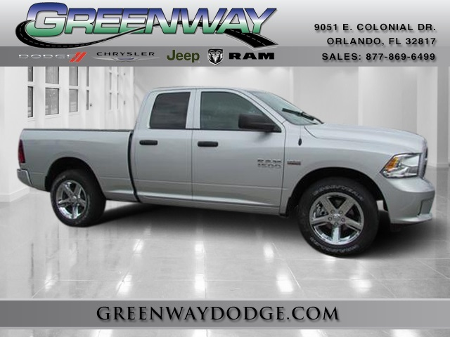 2018 Ram 1500 Quad Cab Pickup #T180334 - photo 1