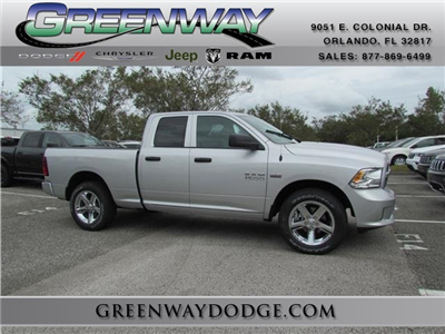 2018 Ram 1500 Quad Cab, Pickup #T180334 - photo 3