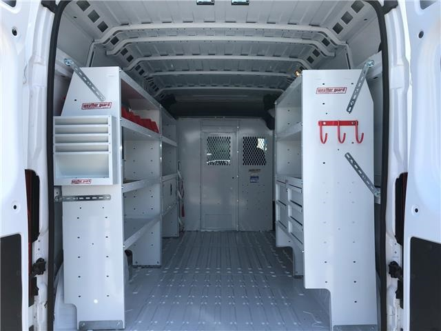2018 ProMaster 2500 High Roof,  Upfitted Cargo Van #T180344 - photo 2