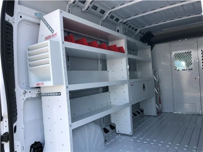 2018 ProMaster 2500 High Roof,  Upfitted Cargo Van #T180344 - photo 6