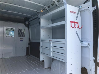 2018 ProMaster 2500 High Roof,  Upfitted Cargo Van #T180344 - photo 7