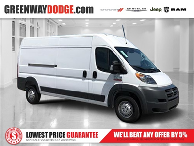 2018 ProMaster 2500 High Roof,  Upfitted Cargo Van #T180344 - photo 1