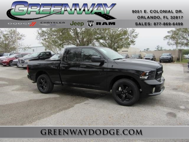 2018 Ram 1500 Quad Cab, Pickup #T180471 - photo 4