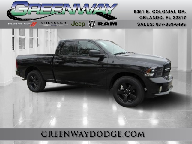 2018 Ram 1500 Quad Cab, Pickup #T180471 - photo 1