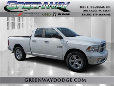 2018 Ram 1500 Quad Cab, Pickup #T180473 - photo 1