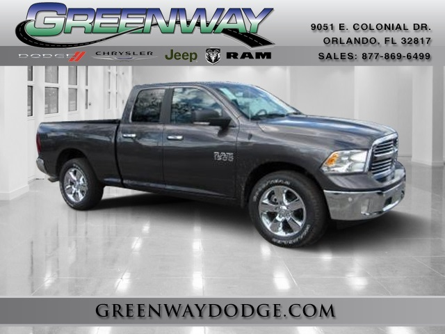 2018 Ram 1500 Quad Cab, Pickup #T180474 - photo 1