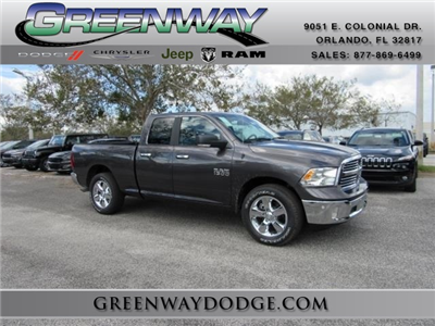 2018 Ram 1500 Quad Cab, Pickup #T180474 - photo 4