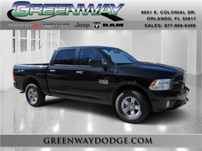 2018 Ram 1500 Crew Cab, Pickup #T180484 - photo 1