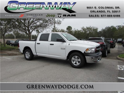 2018 Ram 1500 Crew Cab Pickup #T180493 - photo 3