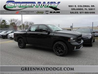 2018 Ram 1500 Crew Cab 4x4 Pickup #T180504 - photo 4