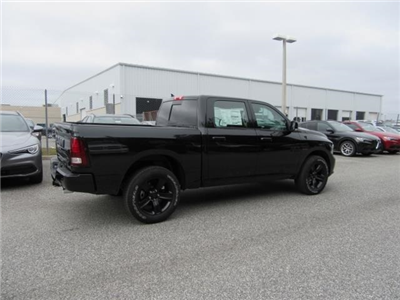 2018 Ram 1500 Crew Cab 4x4 Pickup #T180504 - photo 5