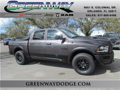 2018 Ram 1500 Crew Cab 4x4 Pickup #T180933 - photo 4