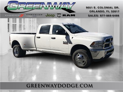 2018 Ram 3500 Crew Cab DRW 4x4, Pickup #T181063 - photo 1