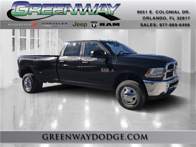2018 Ram 3500 Crew Cab DRW 4x4, Pickup #T181067 - photo 1