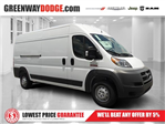 2018 ProMaster 2500 High Roof 4x2,  Empty Cargo Van #T181181 - photo 1