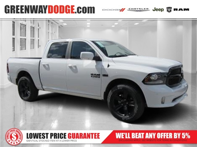 2018 Ram 1500 Crew Cab 4x4, Pickup #T181277 - photo 1