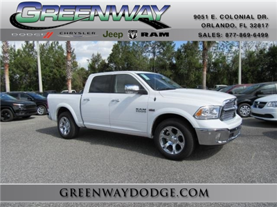 2018 Ram 1500 Crew Cab, Pickup #T181304 - photo 4