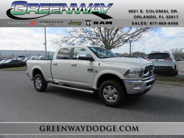 2018 Ram 2500 Crew Cab 4x4,  Pickup #T181340 - photo 4