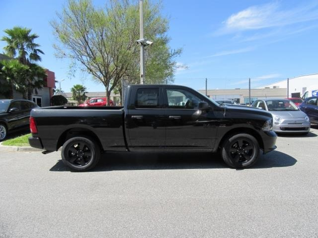 2018 Ram 1500 Quad Cab 4x4, Pickup #T181354 - photo 6
