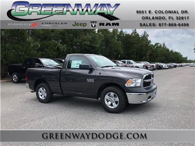 2018 Ram 1500 Regular Cab,  Pickup #T181493 - photo 4