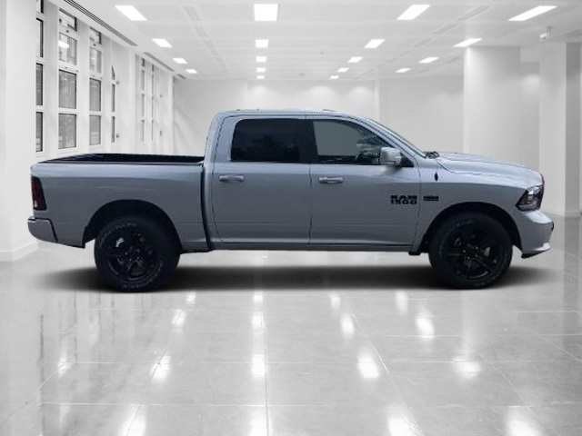 2018 Ram 1500 Crew Cab 4x4, Pickup #T181625 - photo 3