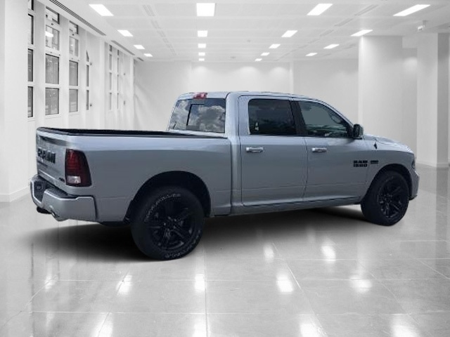 2018 Ram 1500 Crew Cab 4x4, Pickup #T181625 - photo 2
