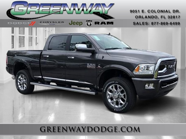 2018 Ram 2500 Crew Cab 4x4, Pickup #T181667 - photo 1