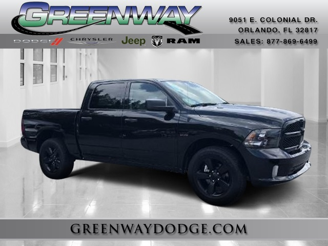 2018 Ram 1500 Crew Cab 4x4, Pickup #T181701 - photo 1