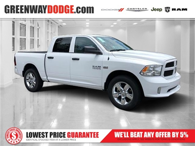 2018 Ram 1500 Crew Cab 4x2,  Pickup #T181895 - photo 1