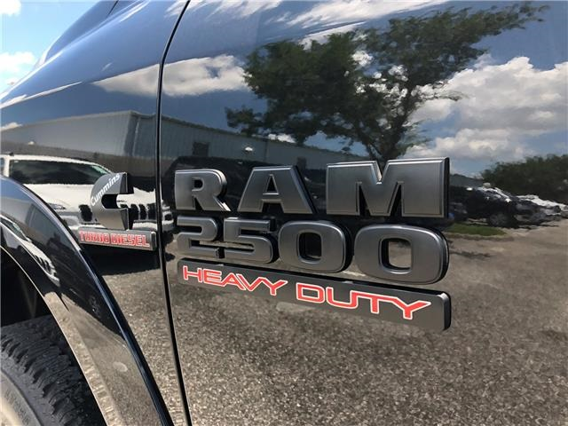 2018 Ram 2500 Crew Cab 4x4,  Pickup #T181935 - photo 5