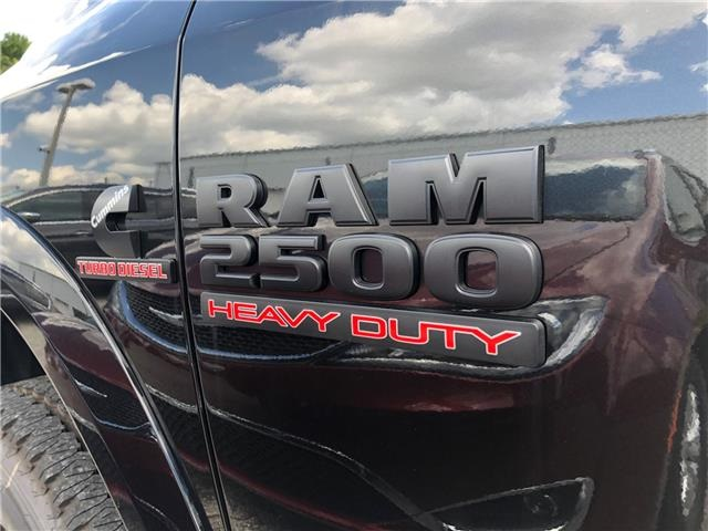 2018 Ram 2500 Crew Cab 4x4,  Pickup #T181963 - photo 9