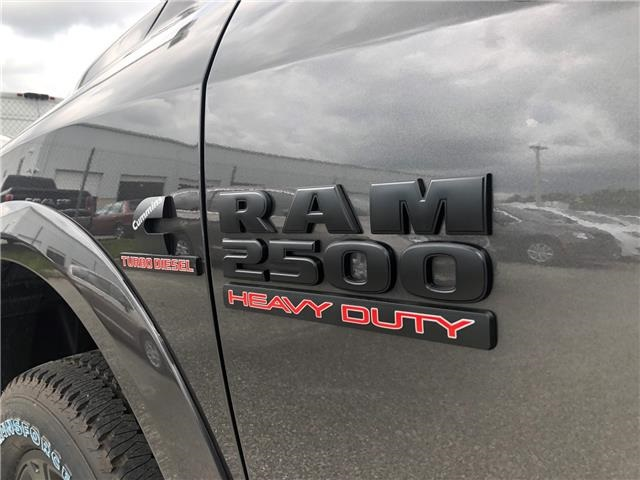 2018 Ram 2500 Crew Cab 4x4,  Pickup #T181973 - photo 8