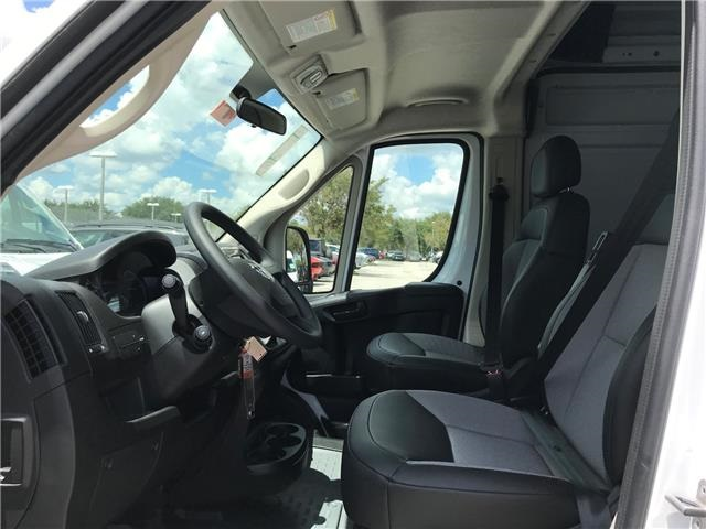 2018 ProMaster 2500 High Roof FWD,  Empty Cargo Van #T182119 - photo 10