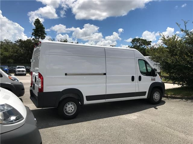2018 ProMaster 2500 High Roof FWD,  Empty Cargo Van #T182119 - photo 4