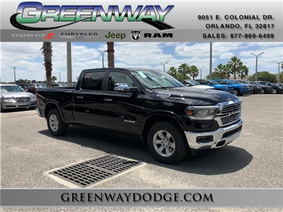 2019 Ram 1500 Crew Cab 4x4,  Pickup #T190059 - photo 4