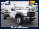 2016 F-450 Regular Cab DRW 4x4, Cab Chassis #161456 - photo 1