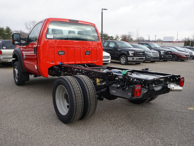 2016 F-450 Regular Cab DRW 4x4, Cab Chassis #161464 - photo 15
