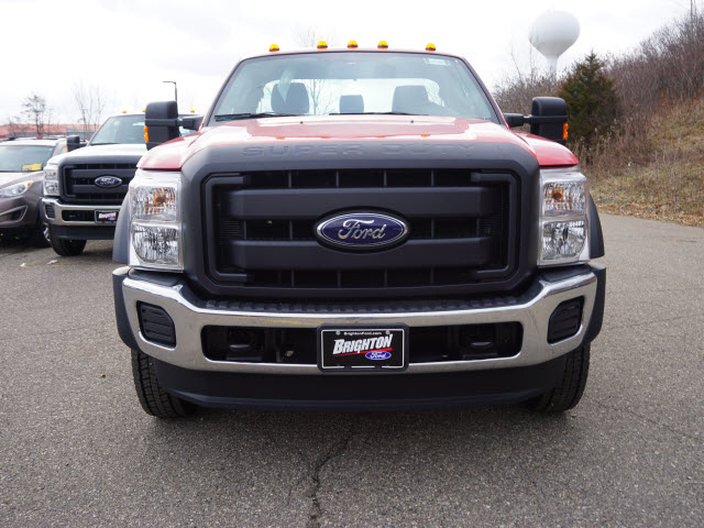 2016 F-450 Regular Cab DRW 4x4, Cab Chassis #161464 - photo 3