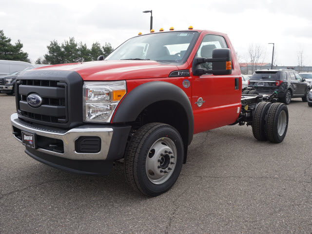 2016 F-450 Regular Cab DRW 4x4, Cab Chassis #161464 - photo 4