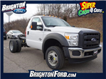 2016 F-450 Regular Cab DRW 4x4, Cab Chassis #161465 - photo 1