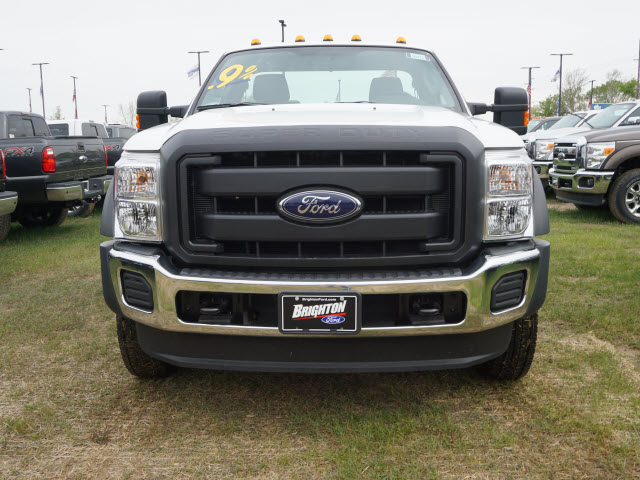 2016 F-450 Regular Cab DRW 4x4, Cab Chassis #161732 - photo 3